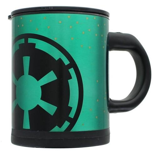 Star Wars Empire 12oz Stainless Steel Self Stirring Mug