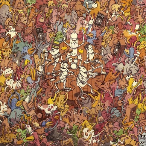 Dance gavin dance - Tree city sessions (CD) - image 1 of 1
