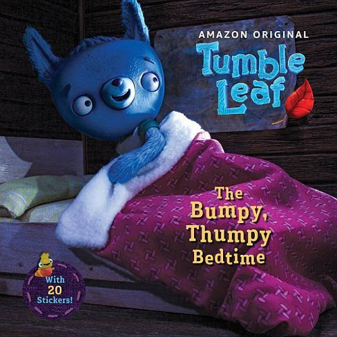 The Bumpy, Thumpy Bedtime - (Tumble Leaf) by  Lara Bergen (Paperback) - image 1 of 1