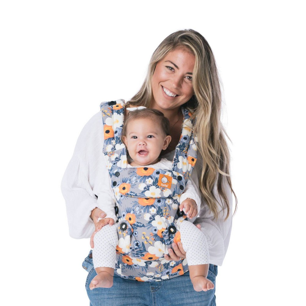 Image of Baby Tula Explore Baby Carrier - French Marigold