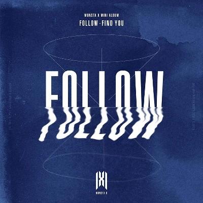 Monsta X - Follow - Find You (CD)