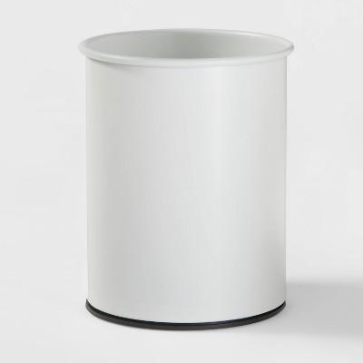 Stainless Steel Utensil Storage Container White - Threshold™