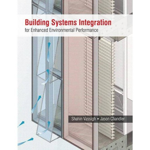 Building Systems Integration for Enhanced Environmental Performance - (Hardcover) - image 1 of 1