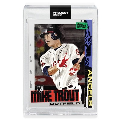 Topps Topps PROJECT 2020 Card 85 - 2011 Mike Trout by Jacob Rochester