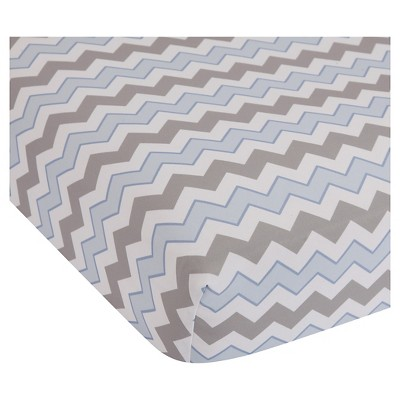 Bedtime Originals Crib Sheet - Mod Monkey