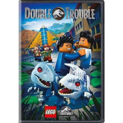 LEGO Jurassic World Double Trouble (DVD)
