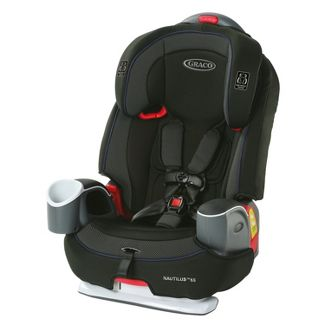 Graco Nautilus 65 3-in-1 Harness Booster Car Seat - Chanson