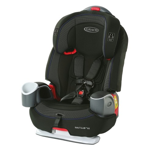 Graco Nautilus 65 3-in-1 Harness Booster Car Seat - Chanson - image 1 of 9