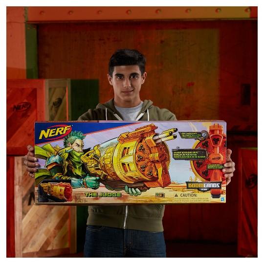 NERF Doomlands The Judge Blaster image number null
