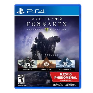 Destiny 2 Forsaken: Legendary Collection - PlayStation 4