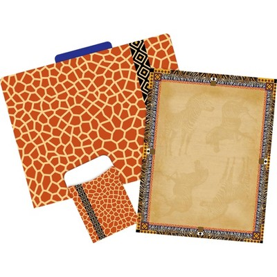 File Folders Organizer Set On-Trend 92 per Set Giraffe - Barker Creek