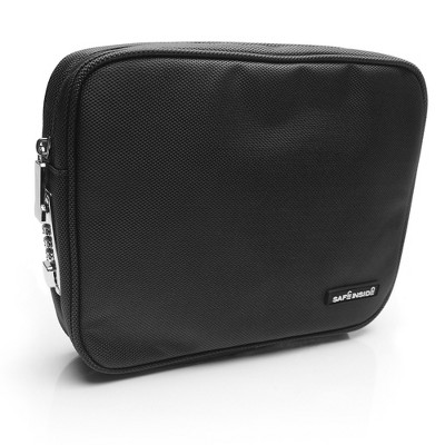 Safe Inside Large Locking Privacy Pouch