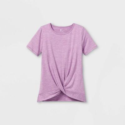 Girls' Short Sleeve Studio T-Shirt - All in Motion™