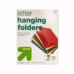 Hanging File Folders Letter Size - Up&Up™