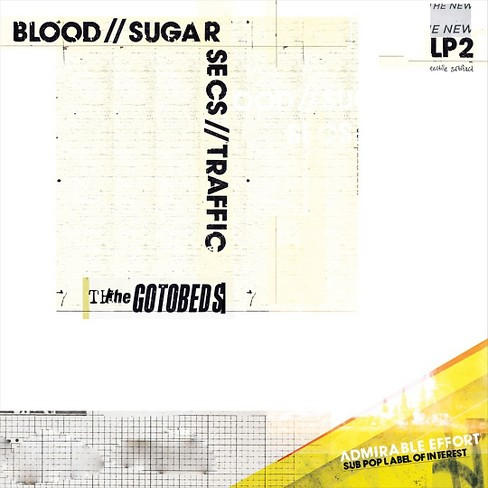 Gotobeds - Blood//Sugar//Secs//Traffic (CD) - image 1 of 1