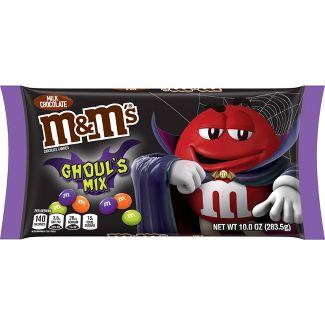 M&M'S Halloween Milk Chocolate Candies - 10oz