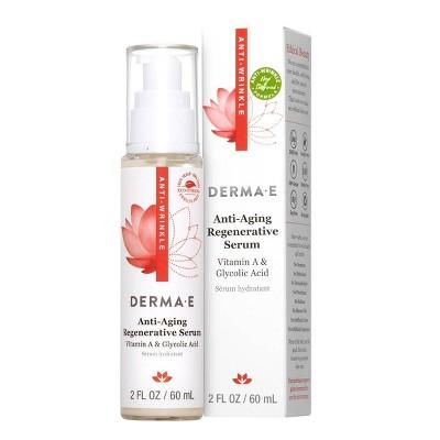 Derma E Anti-Aging Regenerative Serum - 2 fl oz
