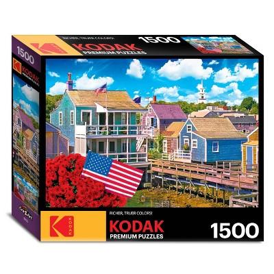Kodak Nantucket, Massachusetts Jigsaw Puzzle - 1500pc