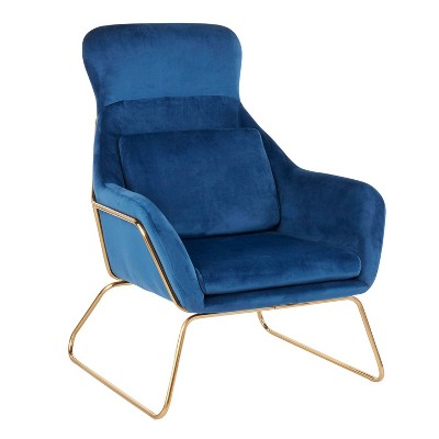 Penelope Contemporary Lounge Chair - LumiSource