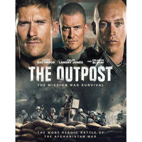 The Outpost (Blu-ray) - image 1 of 1