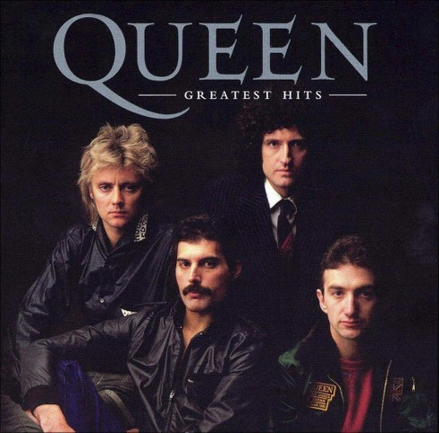 Queen - Greatest Hits (CD) - image 1 of 1