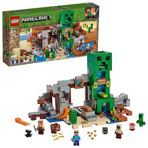 LEGO MINECRAFT ZOMBIE/'S MINIFIGURE MOST SETS