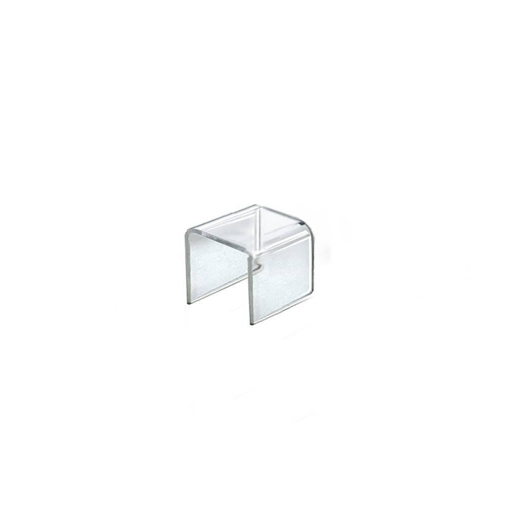 Azar Displays 2 5 4pk Acrylic Riser Display Square