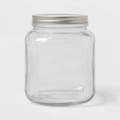 64oz Glass Storage Jar - Threshold™