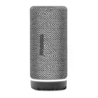 FABRIQ Chorus Voice-Activated Alexa-Enabled Wireless Smart Speaker - Gray