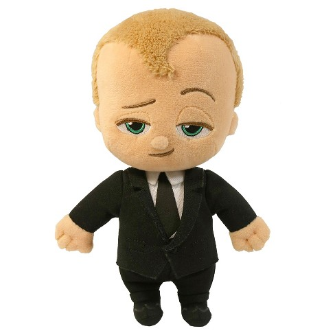 "Boss Baby Beanie Suit Plush  8"" - image 1 of 1"