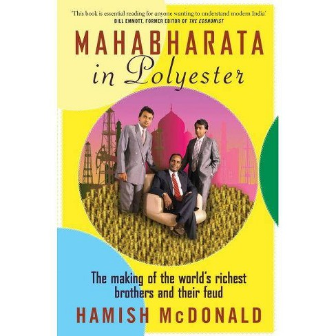 Mahabharata in Polyester - by  Hamish McDonald (Paperback) - image 1 of 1