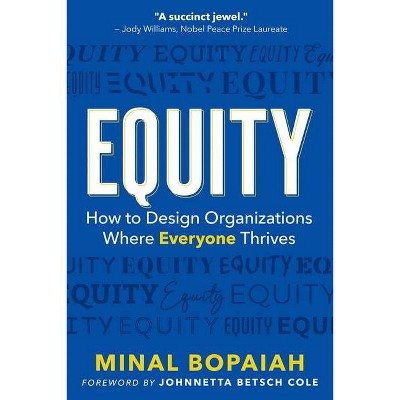 Equity - by  Minal Bopaiah (Paperback)