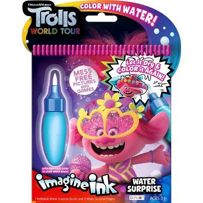 Trolls 2 Imagine Ink Water Surprise