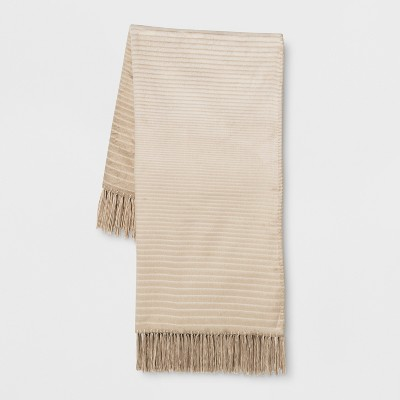 Antler Solid Throw Blankets 50 X70  - Mina Victory