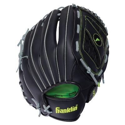 "Franklin Sports Field Master Midnight Series 14.0"" Baseball Glove - Right Handed Thrower"