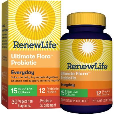 Probiotics: ReNew Life Everyday