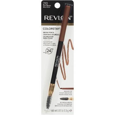 Brow pencil target