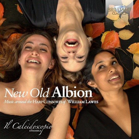 Il caleidoscopio ens - New old albion (CD) - image 1 of 1