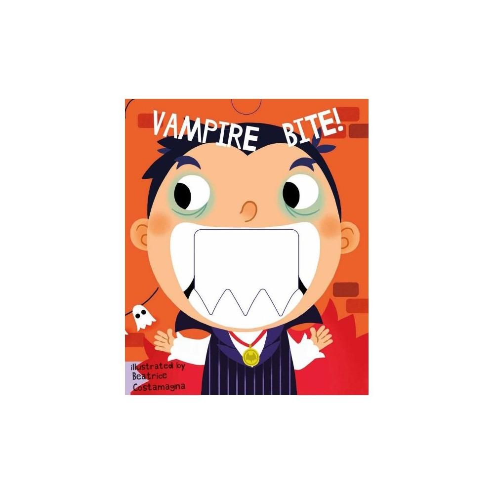 Vampire Bite! by Beatrice Costamagna (Board Book)