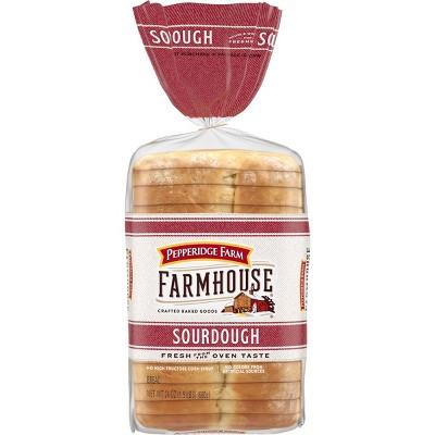 Pepperidge Farm Farmhouse Sourdough Bread - 24oz