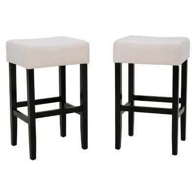 2ct Lopez Counter Height Barstool Set - Christopher Knight Home