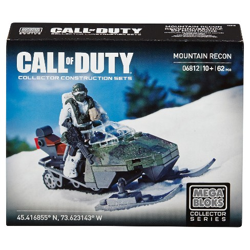 Mega Construx Call of Duty Assault Strike Pack Assortment - image 1 of 1