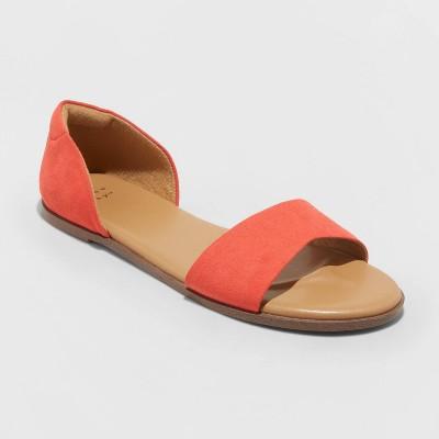 Women's Ann Two Piece Slide Sandals - A New Day™