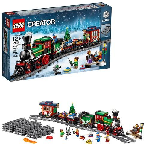 Lego Creator Expert Winter Holiday Train 10254 Target