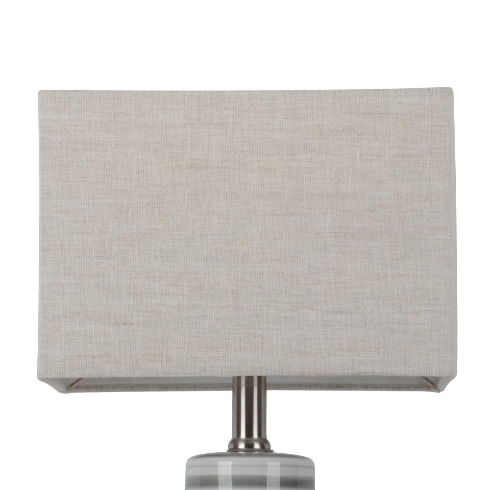 Image of Small Rectangle Lampshade Linen - Project 62