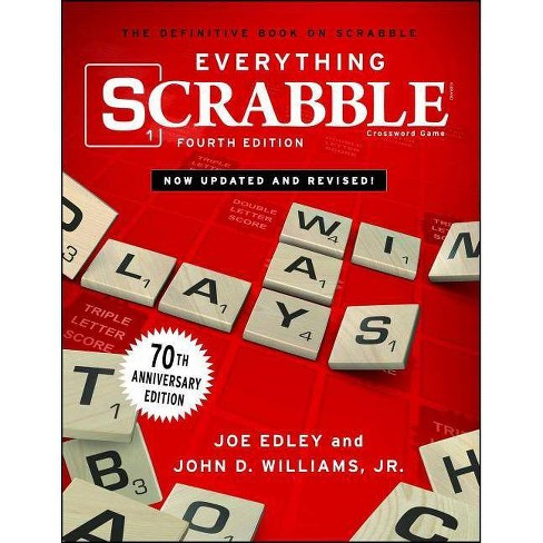 Everything Scrabble - by  Joe Edley & John Williams (Paperback) - image 1 of 1