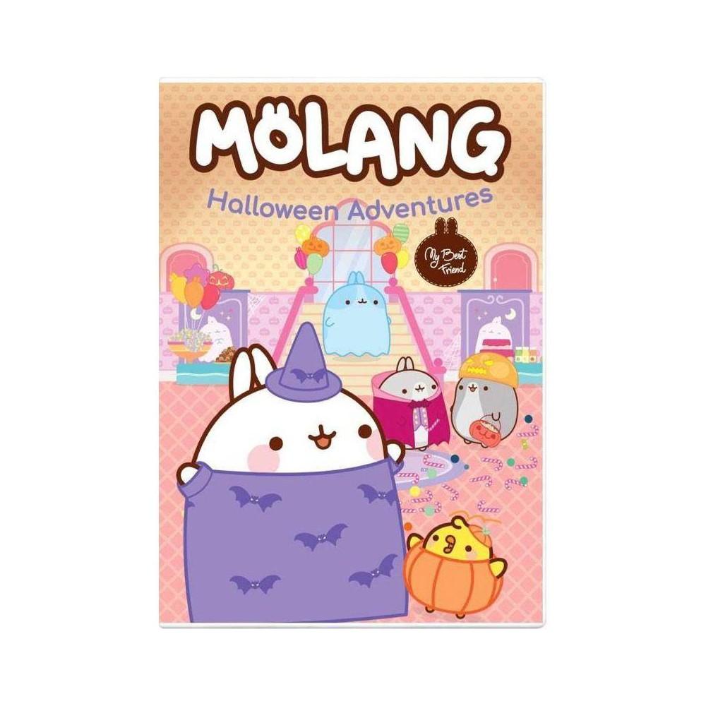 Molang Halloween Adventures (DVD) was $6.99 now $4.69 (33.0% off)