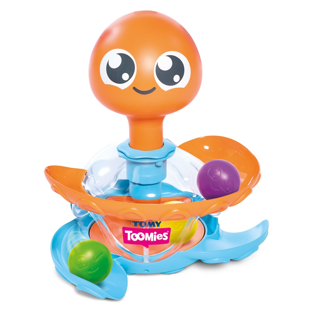 Toomies Octopus Ball Toy, Baby and Toddler Learning Toys