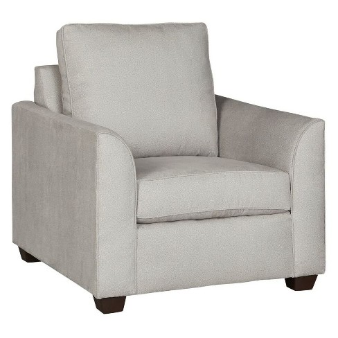 Remi Chair Gray - Progressive Furniture - image 1 of 2