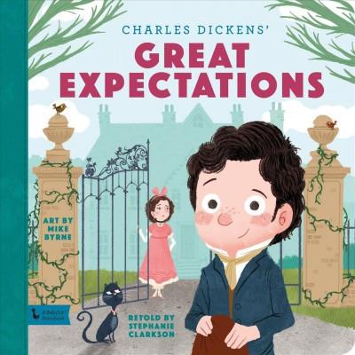 Great Expectations - BRDBK (Babylit Storybook)(Hardcover)